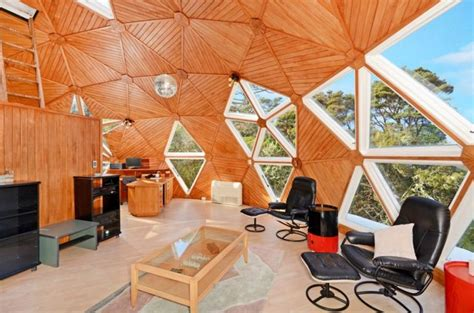 dome home interior design auckland s dome house dazzles with its geodesic form