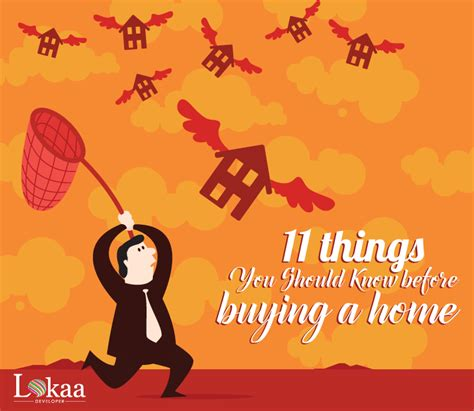 things to know when buying a house 11 things you should know before buying a home real
