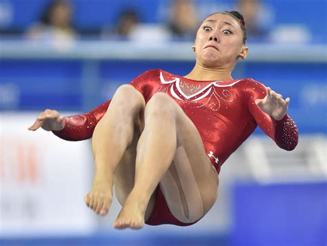 the gymnast 2014 gymnastics world chionships in china