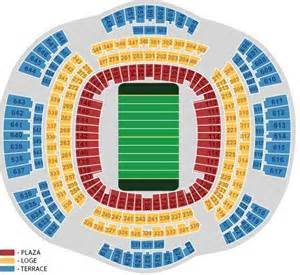 Mercedes Superdome Map 2 Sec 132 Row 18 Sugar Bowl Tickets New Orleans Superdome