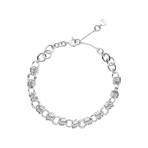 sweetie xs sterling silver chain charm bracelet from links