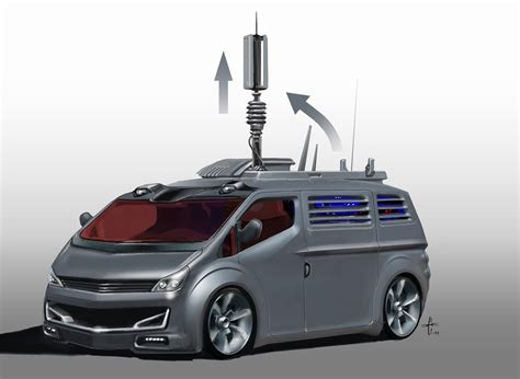 concept cars and trucks october 2012
