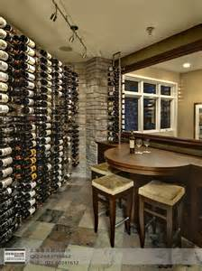Home Wine Bar In Home Basement Bar And Wine Cellar Someday