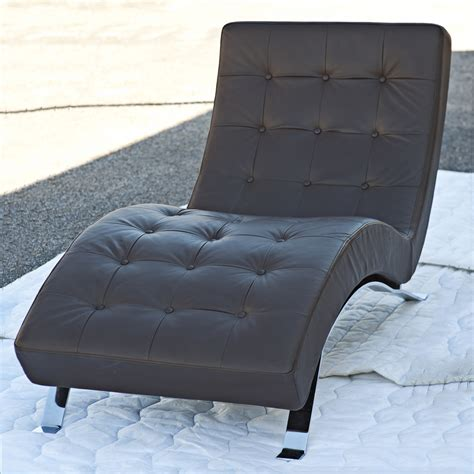 barcelona chaise lounge contemporary barcelona style chaise lounge ebay