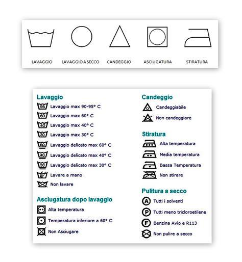 Simboli Capi Da Lavare by Le Etichette Dei Vestiti Portaleragazzi It