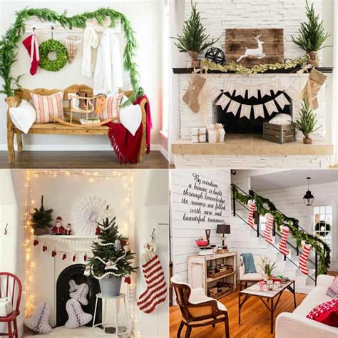 decorating your house for christmas 100 favorite christmas decorating ideas for every room in