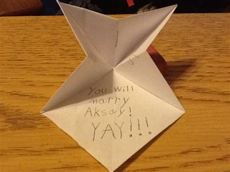 what to write inside a paper fortune teller aksay s paper fortune teller by allhailshadow916 on deviantart