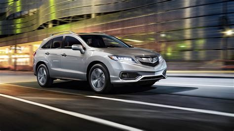 acura rdx  road night lights background uhd