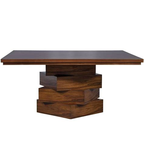 square dining tables for 4 modern square dining table for sale at 1stdibs