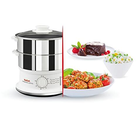 Tefal Convenient Series Stainless Steel Steamer   Uk