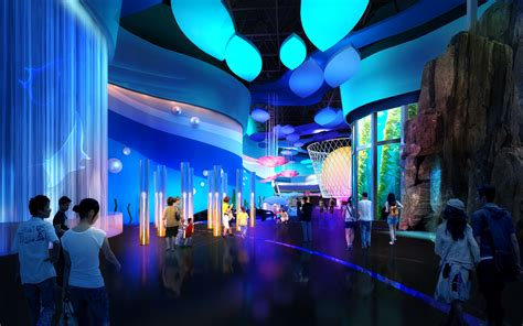 wanda nanchang ocean world aquarium architect magazine