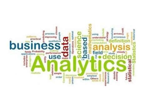 Mba In Business Analytics In Usa by Business Analytics For Quickbooks Proadvisors Part 1