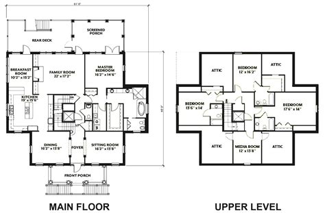 architectural floor plans stately home house plans house design ideas