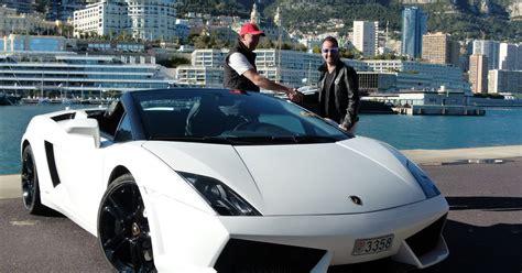Probefahrt Lamborghini by Ab Monaco Probefahrt Im Lamborghini