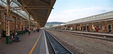 bathing station bath spa railway station