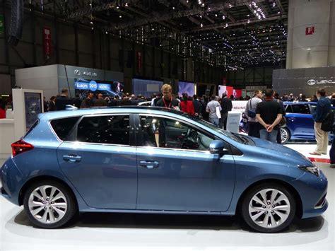 Toyota Al Toyota Al Salone Di Ginevra 2015 Tutte Le Auto Esposte
