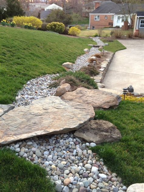 backyard dry creek bed 25 gorgeous dry creek bed design ideas style estate
