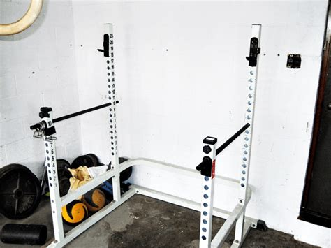 Sumo Racks by How To Build A Home Garage That Even Vegeta Would Be