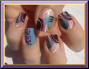 How simple nail art designs for beginners step nail designs dnail in