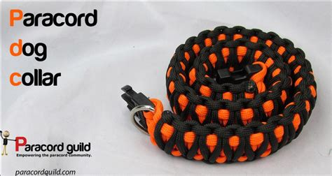 how to make a paracord collar how to make a paracord collar paracord guild