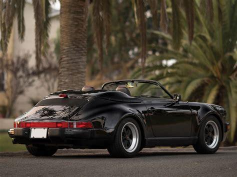 porsche californication porsche 911 speedster 1989 sprzedane giełda klasyk 243 w
