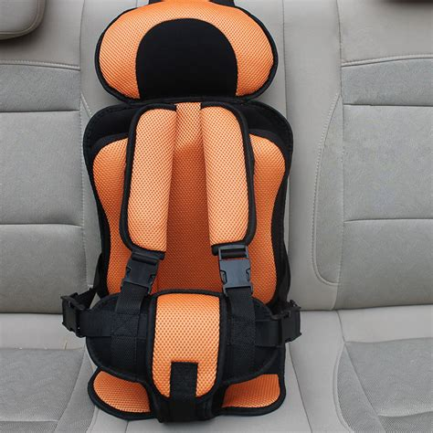 collapsible child seat infant child toddler baby safety car seat for 0 12 years