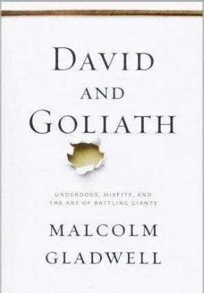 david and goliath underdogs 0241959594 david and goliath malcolm gladwell 9780316251785