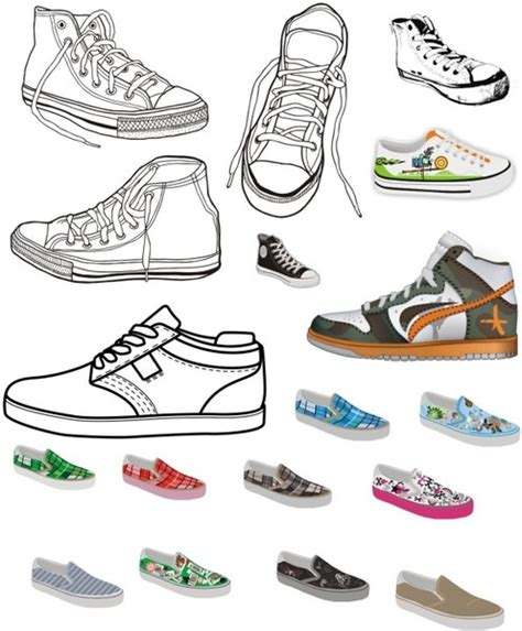 sport shoes vector shoes free vector 468 free vector for