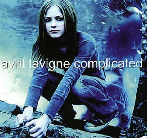 New Promo For Avril Lavigne by Avril Lavigne Complicated Promo Cd Single Cd5