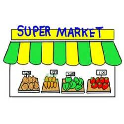 grocery store clip art cliparts