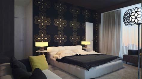 dunkle gardinen schlafzimmer schwarz 31 beispiele dass schwarze