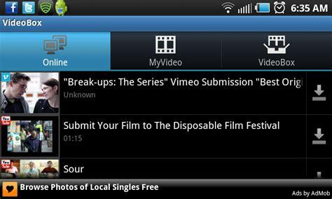 videobox apk android videobox 1 0 1 jimz freebies