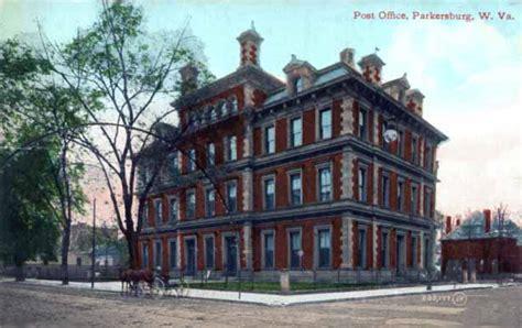 u s post offices parkersburg west virginia 1900