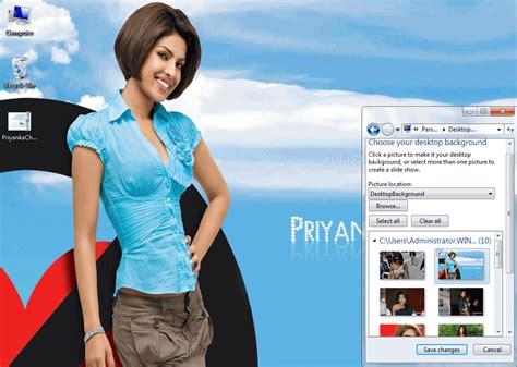 Themes For Windows 7 Bollywood | priyanka chopra windows 7 theme download