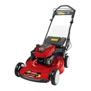 home depot refurbished lawn mowers toro reconditioned personal pace recycler 22 in variable