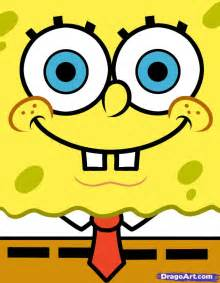 Doodle Drawer by How To Draw Spongebob Easy Step By Step Nickelodeon