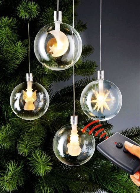 25 creative clear christmas ornaments ideas magment