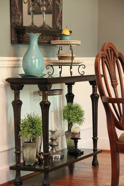 side table for dining room 11 best images about hallway accent tables on pinterest