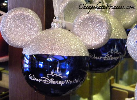 christmas decorations at walt disney world ideas
