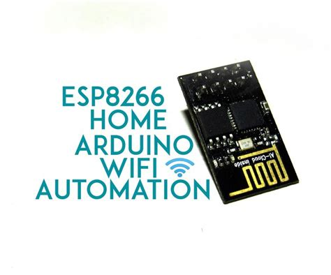 esp 8266 wifi controlled home automation iot projects