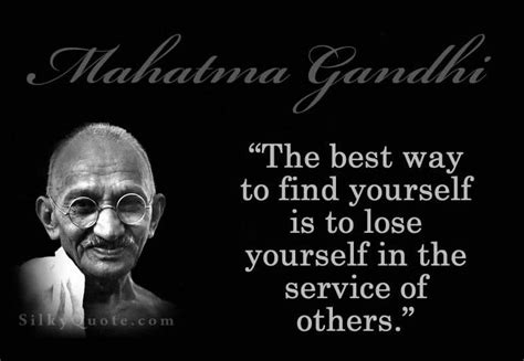 Gandhi Biography Quotes | gandhi inspirational life quotes quotesgram