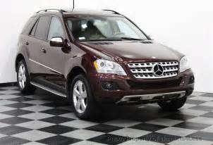 2009 Mercedes Ml350 Price 2009 Used Mercedes M Class Ml350 4matic Awd Suv At