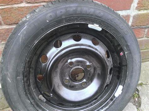 Kia Picanto Spare Wheel Kia Picanto Wheel And Tyre Kia Owners Club Forums