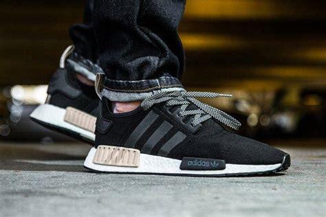 Adidas Nmd R1 Footlocker Premium adidas nmd r1 foot locker exclusive black light sneaker freaker