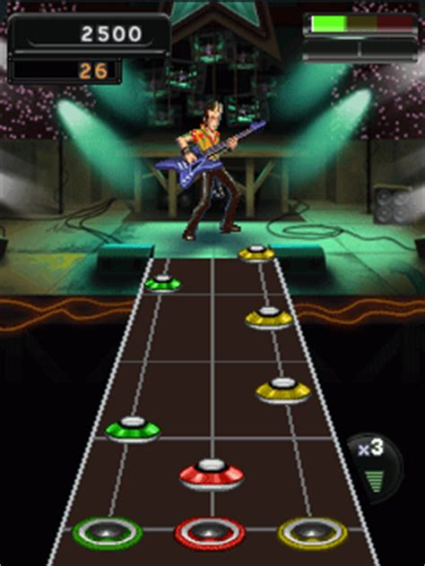 Download Game Java Guitar Hero Mod | guitar hero 5 mobile java game for mobile guitar hero 5