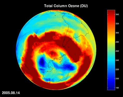 Airs Today S Ozone Total Column Where Is The Arctic Earth Coloring Page