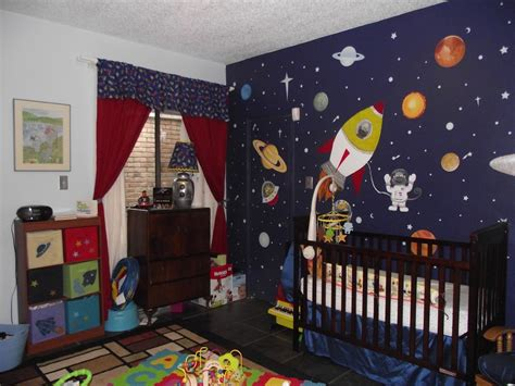 space themed baby room space the frontier space themed nursery project nursery