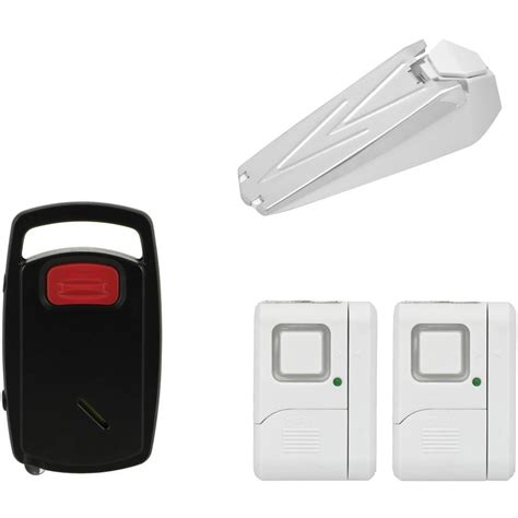 macally air alarmi d i y wireless home alarm system kit