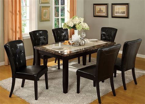 What To Put On Dining Table Granite Dining Table And Luxurious Atmosphere At Home Traba Homes