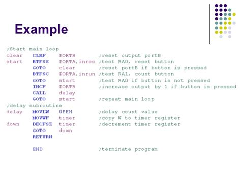 chp6 assembly language programming for pic copy